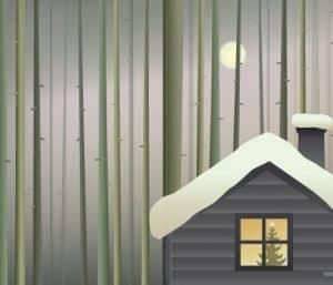 vissevasse - huset i skoven
