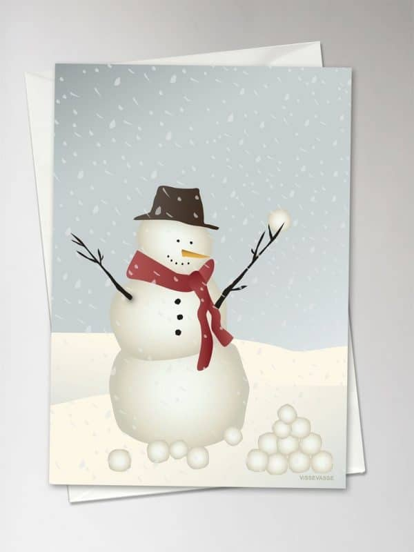 snowman vissevasse A6