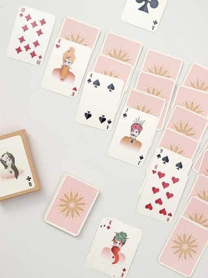 spillekort