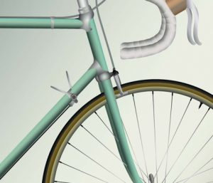 Vissevasse Racing bicycle - Go baby