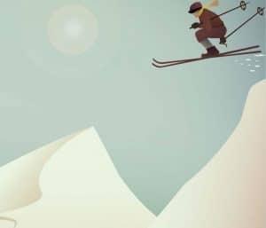 Vissevasse - Skiing