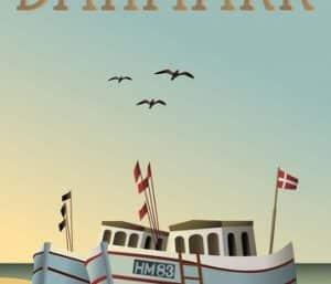 danmark fiskebådene vissevasse