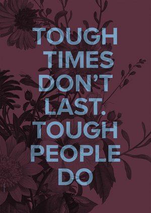 tough people