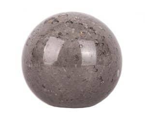 uma glaskugle smoke Ø7,5 cm