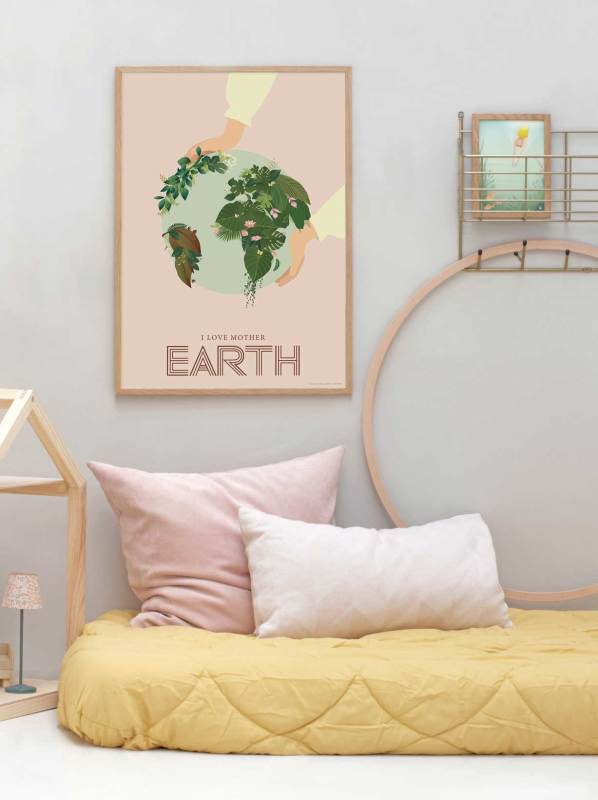 I LOVE MOTHER EARTH - Poster 3